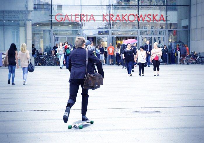 Kraków barwny