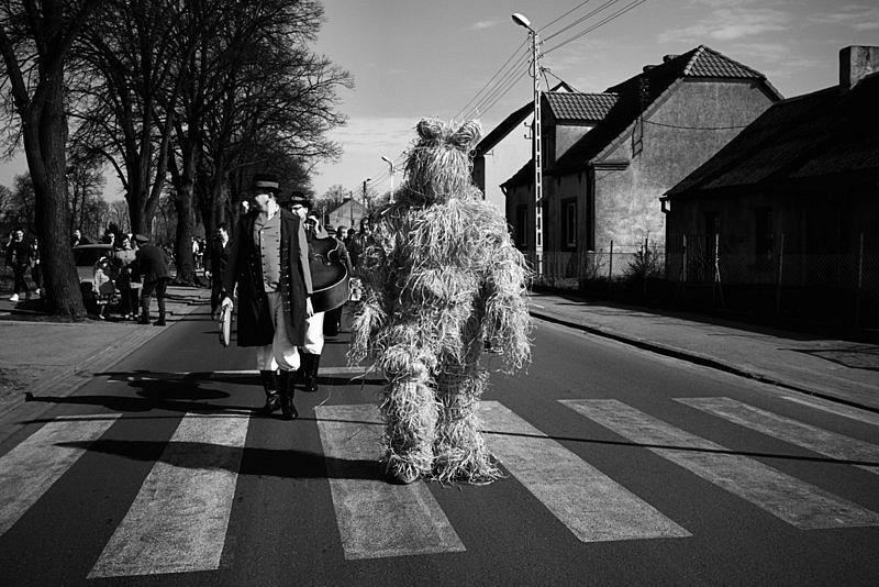 Pochód z Niedźwiedziem - 28.03.2016